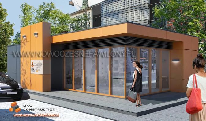 PAWILON HANDLOWY ZEZ EXT-03